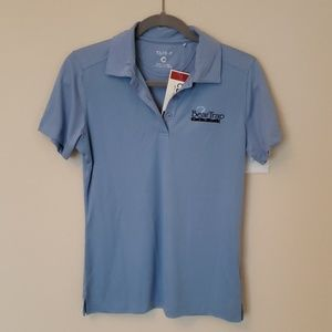 NWT Clique s/s golf shirt